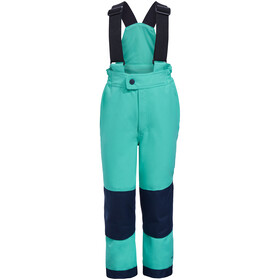 VAUDE Snow Cup III Pants Kids peacock